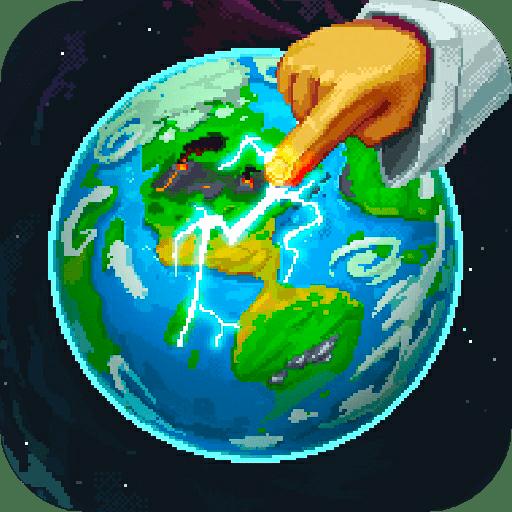 دانلود WorldBox 0.5.161 - بازی شبیه ساز جهان من: رئیس دنیا (مدیریت جهان) اندروید + مود