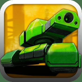 دانلود Tank Hero: Laser Wars 1.1.8 - بازی جذاب تانک قهرمان: جنگ لیزری اندروید + مود