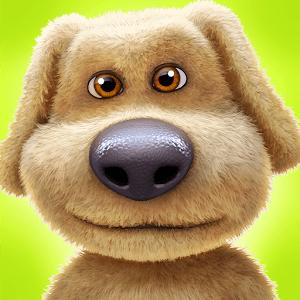 دانلود Talking Ben the Dog 3.7.1.16 – بازی جذاب بن سگ سخنگو اندروید + مود