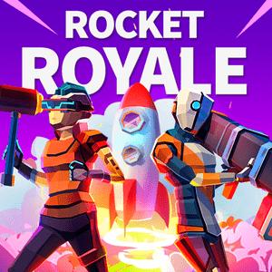 دانلود Rocket Royale 2.1.9 - بازی اکشن راکت رویال اندروید + مود