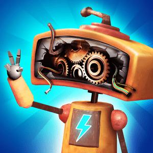 دانلود Tiny Robots 1.06 - بازی فکری ربات های کوچک اندروید + مود