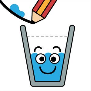 دانلود Happy Glass 1.0.59 - بازی فکری لیوان خوشحال اندروید + مود