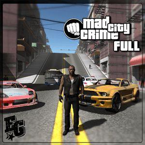 دانلود Mad City Crime 2 v2.53 - بازی جنایتکار دیوانه شهر 2 اندروید + مود