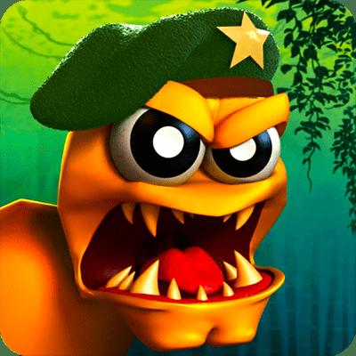 دانلود Battlepillars 1.2.9.5452 - بازی استراتژی و جذاب نبرد کرم ها اندروید + مود