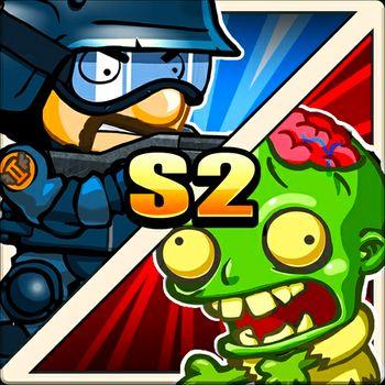دانلود SWAT and Zombies v2.2.2 – بازی جالب گروه ضربت مقابل زامبی ها اندروید + مود