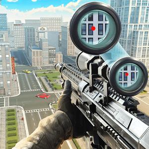 """دانلود New Sniper Shooter 1.87 – بازی جذاب """"تک تیرانداز جدید"""" اندروید + مود"""