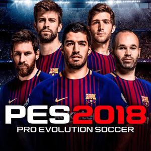 دانلود PES 2018 - بازی جذاب فوتبال پی اس 2018 اندروید + آفلاین