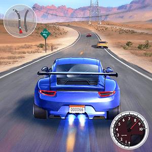 """دانلود Street Racing HD 5.9.4 – بازی جذاب """"مسابقات خیابانی"""" اندروید + مود"""