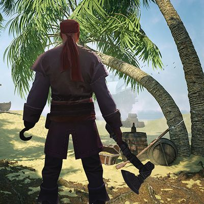 دانلود Last Pirate: Survival Island 0.921 - بازی آخرین دزد دریایی: بقاء در جزیره اندروید + مود