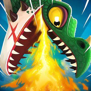 دانلود Hungry Dragon 3.10 b503 – بازی جذاب اژدهای گرسنه اندروید + مود